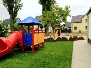 Kita-Spielplatz
